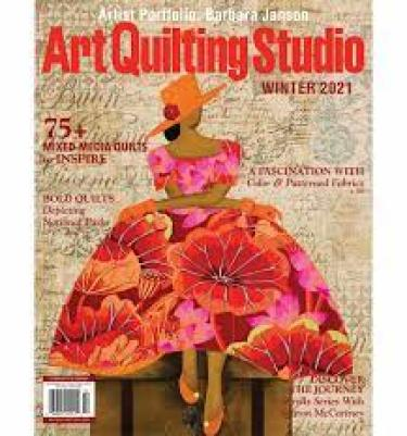 Art Quilting Studio – E-Book
