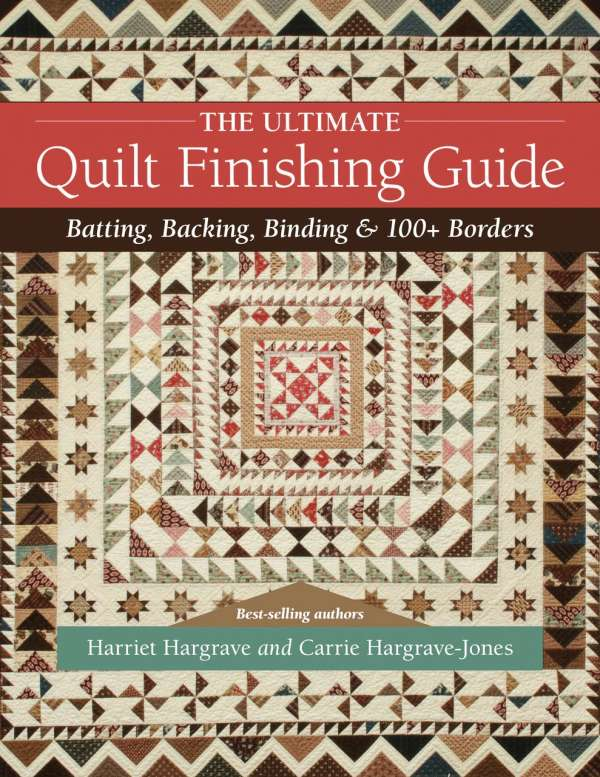 The Ultimate Quilt Finishing Guide – Book Review