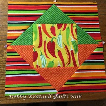 Free Cinco De Mayo Quilt Block Pattern