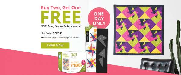 Accuquilt May And June Discount Codes