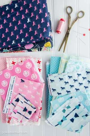 How to Pick Fabric for a Quilt