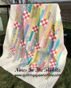 Free Jelly Roll Quilt Pattern with Moda Fabrics