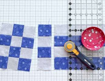 A Guide to Strip Piecing