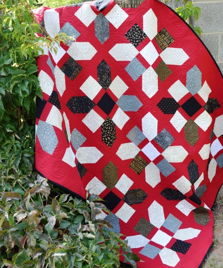 How to Make the Jazz Quilt Block