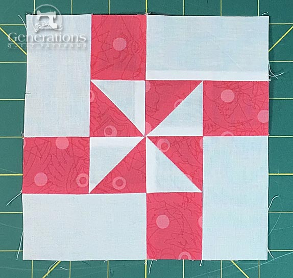 How to Make a Windmill Quilt Block