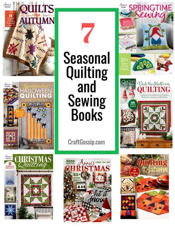 Seasonal Quilt Books