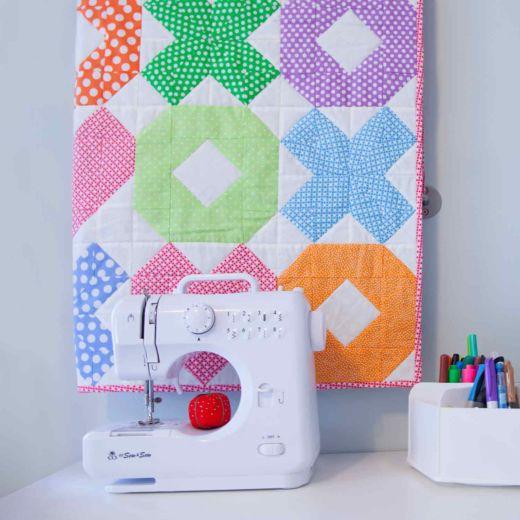AccuQuilt Baby Quilt Pattern